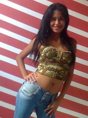 Arlene Borges Bahia 2 (Foto: Divulgação/Família)