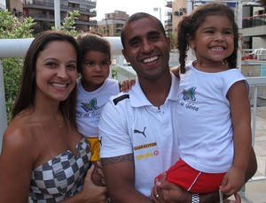 Julio Cesar, do Botafogo (Foto: Raphael Bózeo)