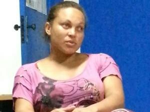 Mãe de bebê encontrado em rio de RO é presa e diz que não queria gravidez (Foto: Jaru Notícia/Reprodução)