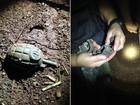 Homem encontra granada inglesa sem pino na zona rural de Araras, SP