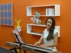 'Já ganhei', diz a finalista Luciana Paes nos bastidores do 'Completão'