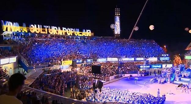 O festival de Paritins volta a ter divulgação mundial (Foto: Bom Dia Amazônia)