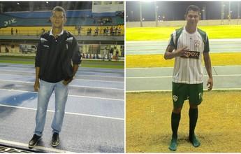 Técnico campeão estadual no Santos-AP vira atacante em torneio amador