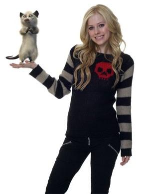 Seu primeiro trabalha como atriz foi dublando Heather em 'Os Sem Floresta' (Foto: Divulgação)