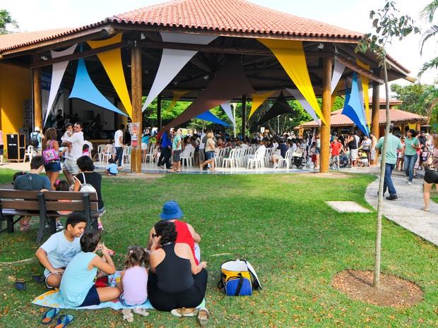 Esta será a última edição do ano (Foto: Divulgação/ Música no Parque)