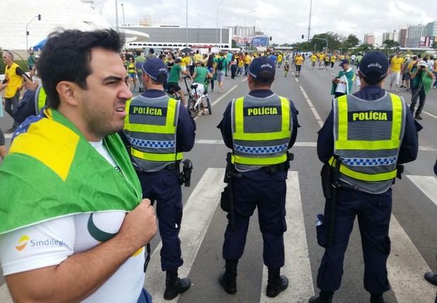 15 de março: os protestos pelo Brasil