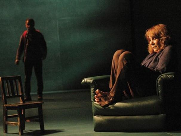 Renata Sorrah em 'Krum': indicada a seis categorias  (Foto: Divulgação)