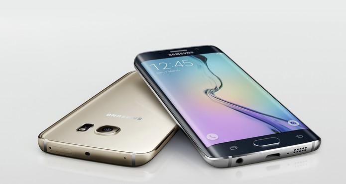 Galaxy S7 também deve ter telas simples e curvadas como a geração atual (Foto: Divulgação/Samsung)
