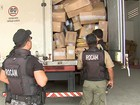 Dez toneladas de medicamentos são apreendidas em Caruaru, diz polícia