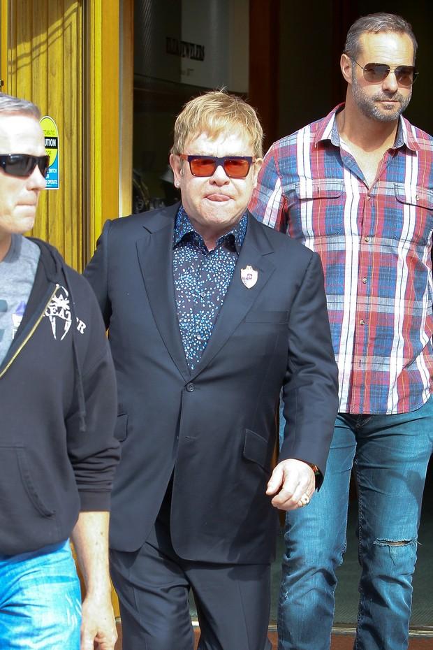 Elton John  (Foto: AKM-GSI)