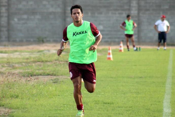 América-RN - Daniel Morais, atacante (Foto: Canindé Pereira/América FC/Divulgação)