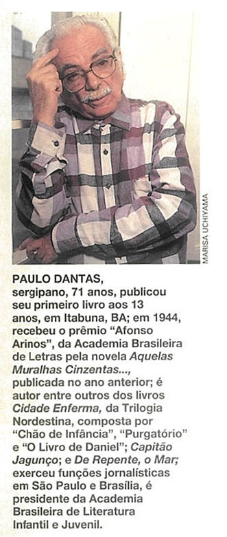 paulo-dantas-crônica (Foto: Globo Rural )