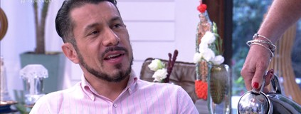 Rômulo critica Emilly e Marcos