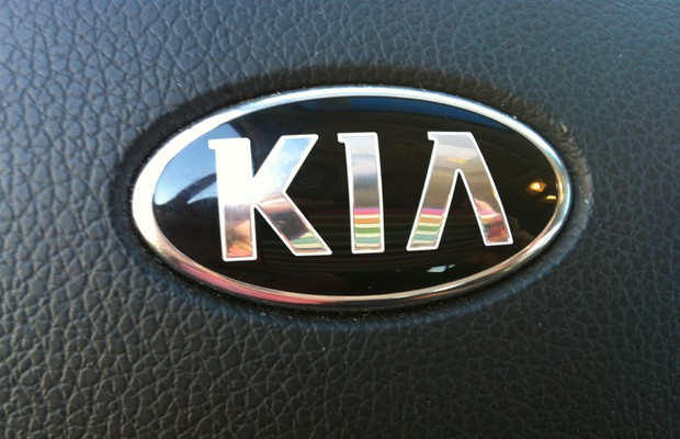 Logo KIA (Foto: littlemoresunshine/Flickr)