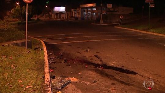 Mulher morre em acidente causado por motorista bêbada no RS