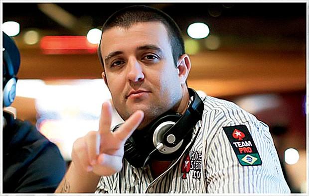 André Akkari, embaixador do PokerStars (Foto: Divulgação)