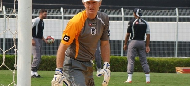 ex-goleiro Carlos - São Paulo (Foto: PontePress/DJotaCarvalho)