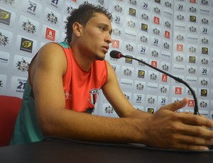 Murilo Ceará, lateral-esquerdo do Botafogo (Foto: Rafael Martinez / Botafogo FC)