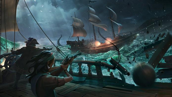Sea of Thieves (Foto: Divulgação/Rare)