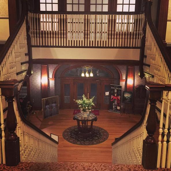 Stanley Hotel (Foto: Instagram @browntiedan)