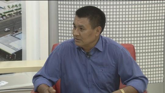 Prefeito de Uiramutã, em RR, diz que cidade está em 'estado de abandono'