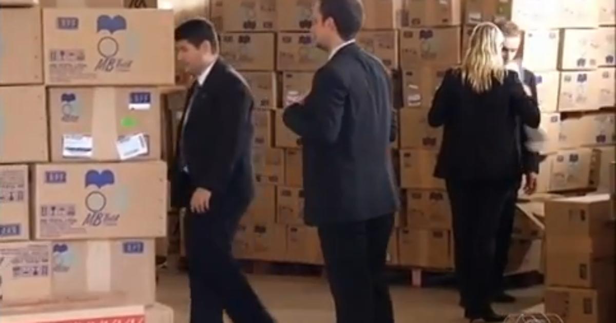 Técnicos analisam processos de compras de remédios no Tocantins - Globo.com