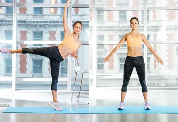 Exercício-04 (Foto: Benjamin Ritter/Glamour US)