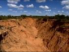 Destruição do meio ambiente atinge afluentes do Rio São Francisco