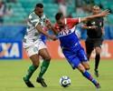 """Hernane comemora gol na Fonte: """"Venho trabalhando isso faz tempo"""""""