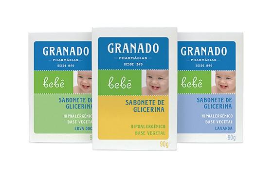 Sabonete de Glicerina Granado: limpa com suavidade (Foto: Divulgação)
