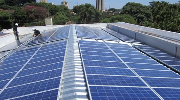 Energia solar: tecnologia ajuda a diminuir custos nas empresas (Foto: Reprodução)