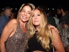 Danielle Winits, Susana Vieira e mais vão ao teatro no Rio