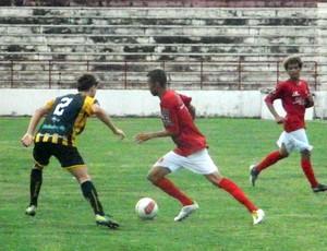América-SP x Rondonópolis - Copa São Paulo (Foto: Marcos Lavezo/Globoesporte.com)