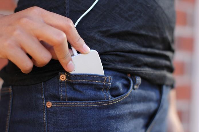Uamp é compacto e pode ser facilmente transportado para qualquer lugar (Foto: Divulgação/Kickstarter)