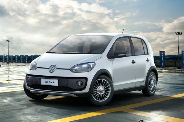Novo Volkswagen up! Track (Foto: Divulgação)