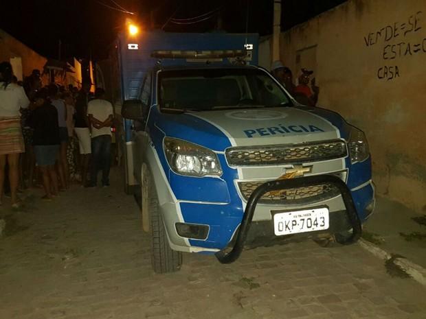 Bebê de oito meses morre em incêndio na Bahia (Foto: Augusto Urgente )