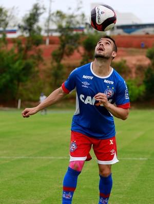 Maikon Leite, treino do Bahia (Foto: Felipe Oliveira/ Divulgação/EC Bahia)