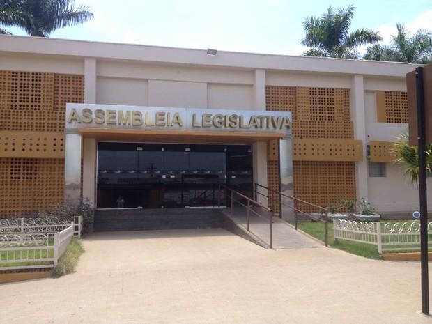 Veja a nova composição da Assembleia Legislativa de Rondônia (Foto: Ana Kézia Gomes/G1)