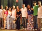 Grupo Amistad apresenta musical em Angra dos Reis, RJ