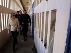 Presidente do STF visita presídio no DF que enfrentou greve de agentes