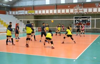 Seleção de vôlei feminino do Japão fará treinos em Mogi de olho no Rio