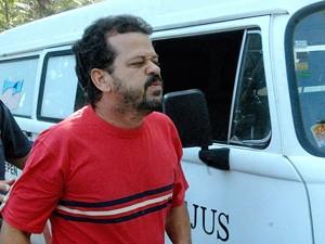 Heber Valêncio, sargento da Polícia Militar (Foto: Nestor Muller/ A Gazeta - 26/10/2005)