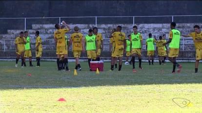 Estrela do Norte treina para estrear na série B do Campeonato Capixaba