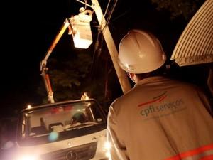 CPFL deverá manter serviço de iluminação pública de Nova Odessa (Foto: Divulgação/Prefeitura de Nova Odessa)