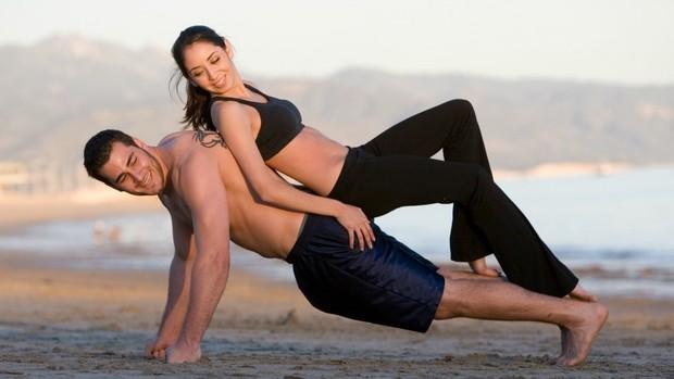 Atividade física casal euatleta (Foto: Getty Images)