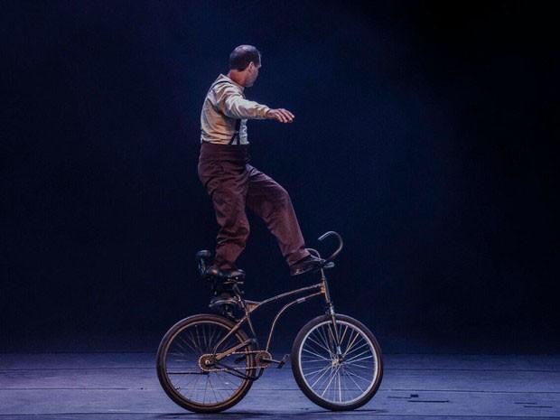 Espetáculo de circo 'Rudá, um sonho real' relembra brincadeiras de infância (Foto: Foto: Gustavo Maia)