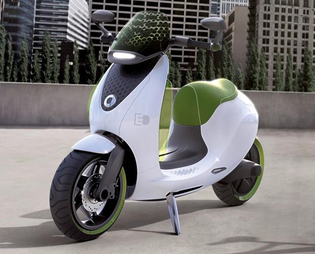 Smart escooter (Foto: Divulgação)