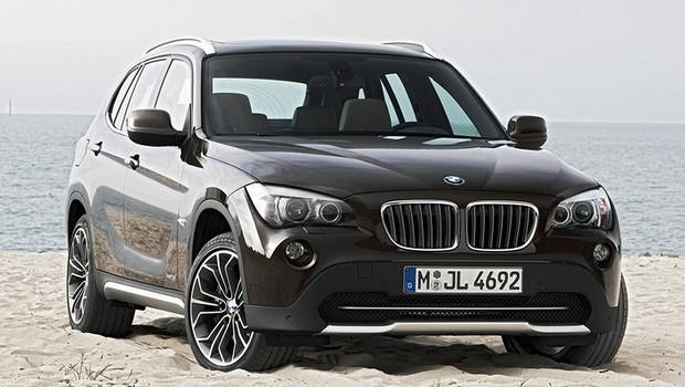 BMW X1 2010 (Foto: Divulgação)