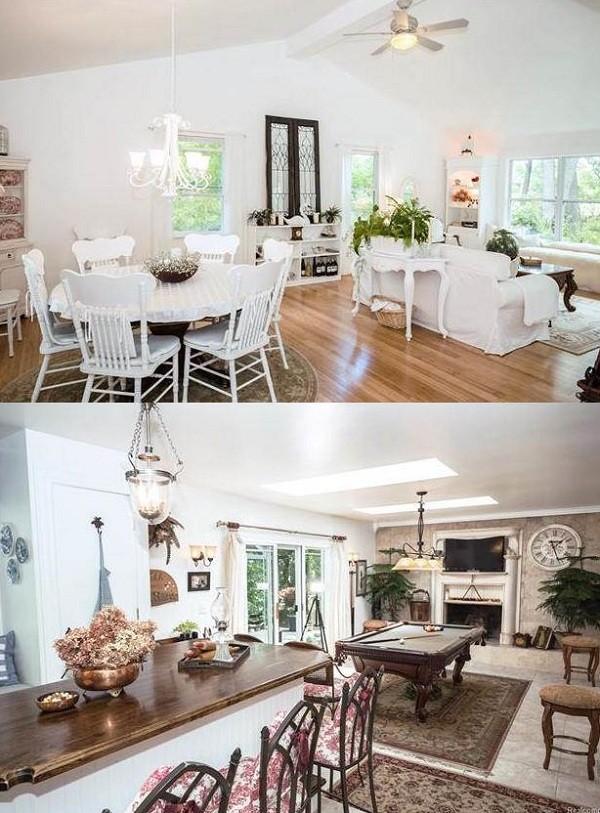 A residência está avaliada em cerca de 500 mil dólares  (Foto: Mirela Manea/ Reprodução)