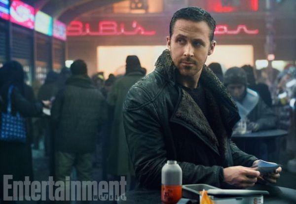 Ryan Gosling em foto da continuação de 'Blade Runner' (1982) (Foto: Divulgação)